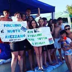 CAMPIONATI NAZIONALI FIN 2018 TRIESTE ABRUZZO (2)