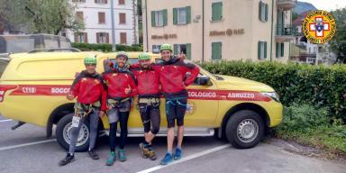 c.s._foto 1_2019_10_06_Dolomiti Rescue Race_cnsas Abruzzo