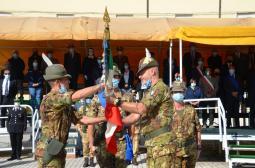 passaggio della Bandiera di Guerra del 9° reggimento alpini (5)