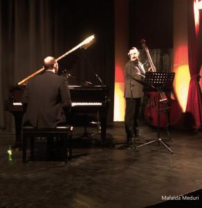 """Domenico Sanna e Giuseppe Bassi a """"Il Piccolo"""" di Castiglione Cosentino"""