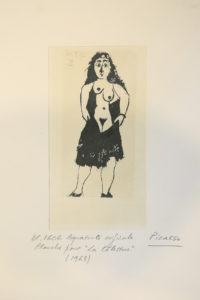 Celestine di Pablo Picasso