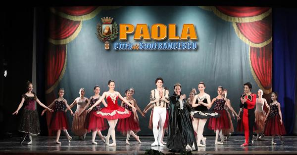 danceart school di rosalia romagno