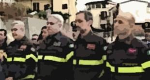 vigili del fuoco paola