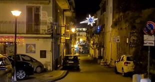 luminarie natalizie paola