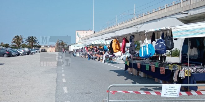 mercato domenica paola