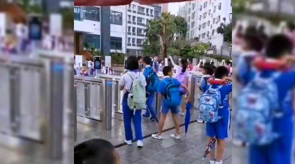 chinese schoolchildren