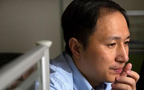 china gene editing
