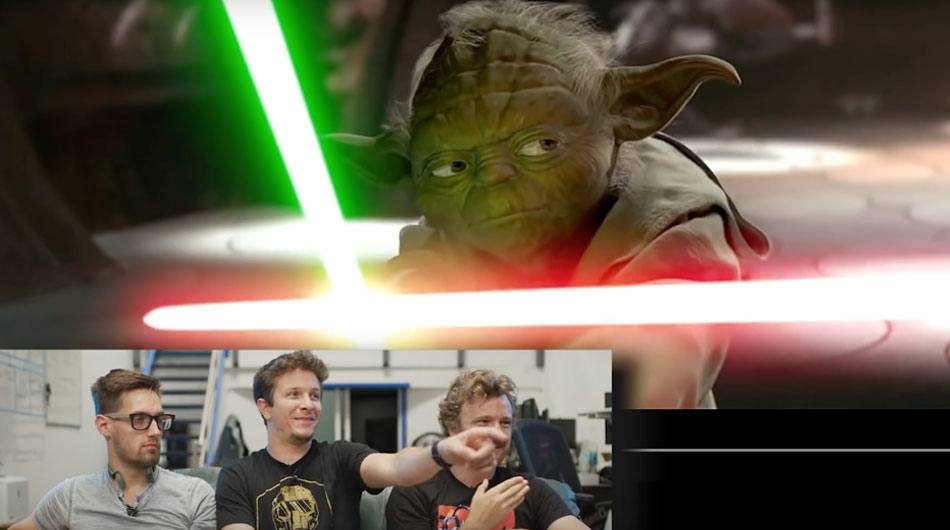 star wars CGI