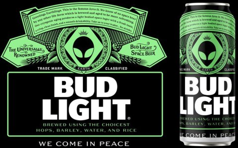 bud light space beer