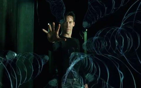 nicolas cage the matrix deep fake