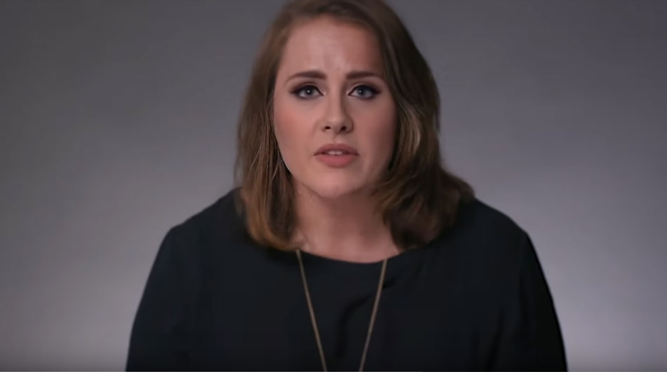 adele deep fake