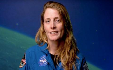 astronaut loral o'hara