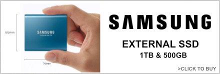 Samsung SSD ad