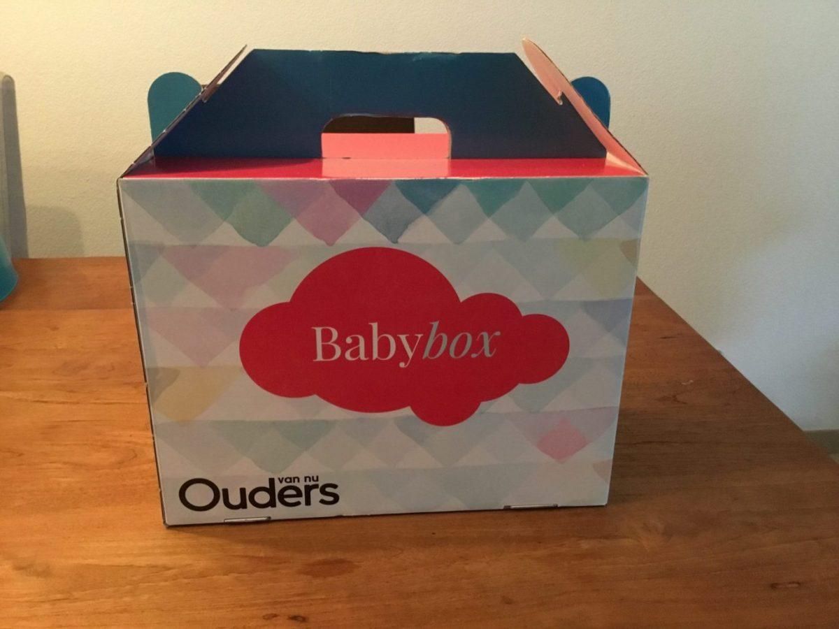 Unboxing de Ouders van Nu babybox