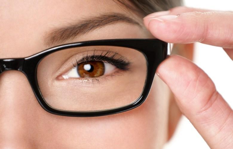 bril oogmake-up