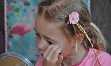 souza for kids makeup