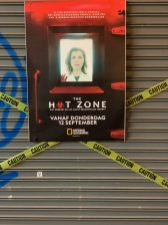 the hot zone launch