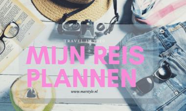 reisplannen