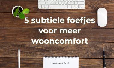 wooncomfort