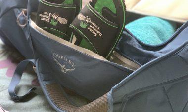 Osprey duffelbag