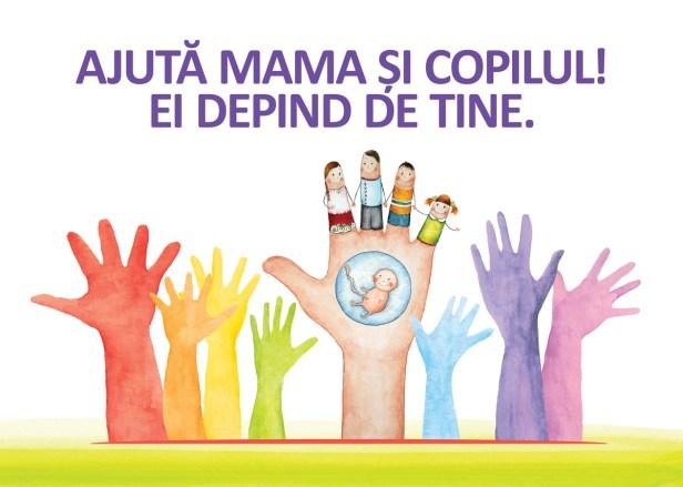 Ajută mama și copilul