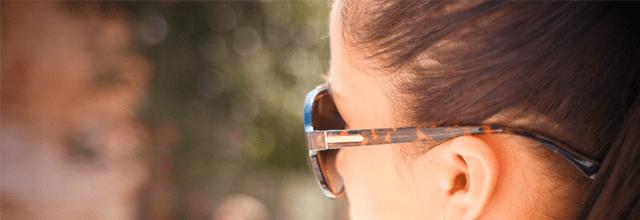dziewczyna nastolatka okulary problemy