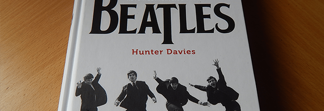the beatles hunter davis biografia książka o