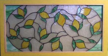 Vetrata limoni