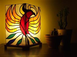 Lampada Fenice