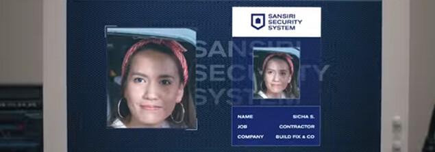 Digital Waves facial recognition