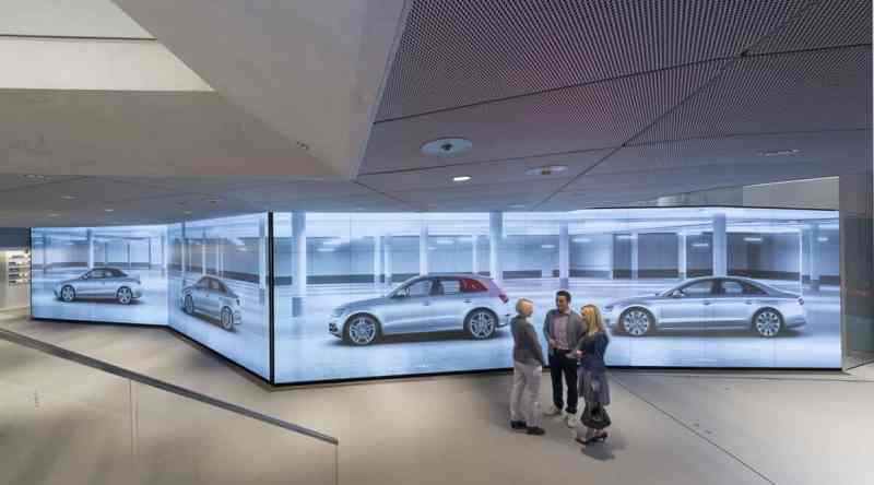 Digital transformation success cases audi