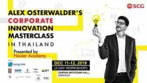 Alex Osterwalder's Corporate Innovation Masterclass