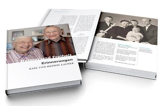 Familienchronik in Buchform