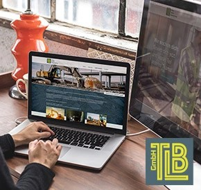 Relaunch TLB GmbH