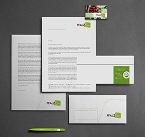 Corporate Design PfalzBio