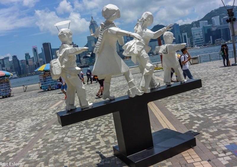 Hong Kong, Kowloon [Mart Eslem]