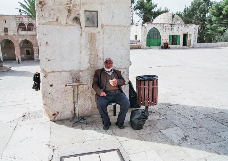 Jeruzalém, Izrael [Mart Eslem]