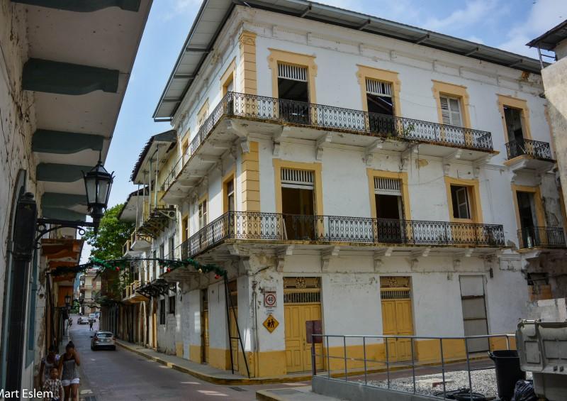 Panama, Casco Viejo, Panama City [Mart Eslem]