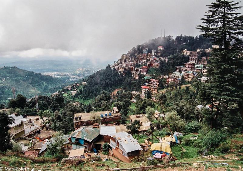 Indie, Himáčal, McLeod Ganj, Dharamsala [Mart Eslem]