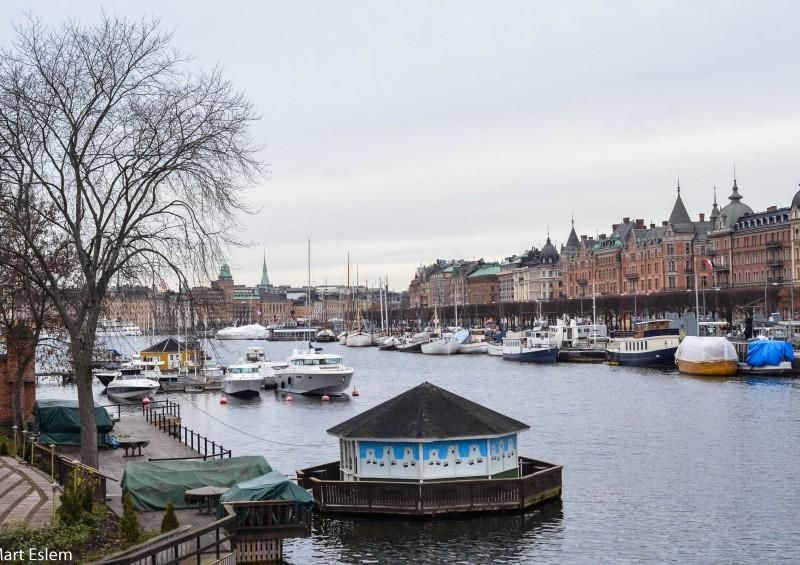 Stockholm, Sweden, Švédsko [Mart Eslem]
