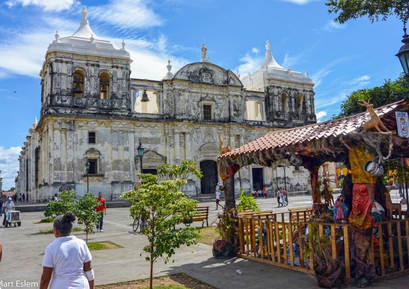 Nicaragua, León, Cathedral [Mart Eslem]