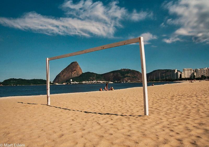 Brazílie, Rio de Janeiro, Cukrová homole [Mart Eslem]