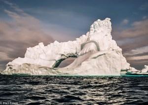 Antarktida aneb s bratrem na konec světa (2003), Mart Eslem