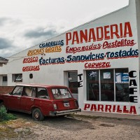 Zákoutí na Chilsko-argentinské hranici – Ohňová země, Chile [Mart Eslem]