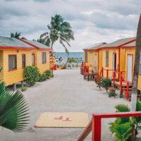 Tropical Paradise, Caye Caulker, Belize (Mart Eslem)