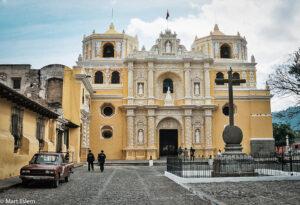 Iglesia y Convento de Nuestra Seňora de la Merced, Antigua Guatemala (Mart Eslem)