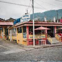 Hotel Playa Linda, Panajachel, Guatemala (Mart Eslem)
