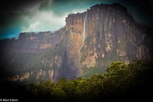 Salto Angel - nejvyšší vodopád světa (Mart Eslem)