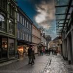 Bergen, Norsko 2017 (Mart Eslem)