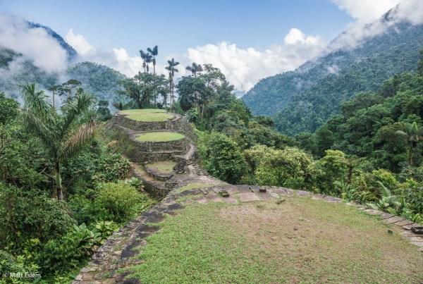 Kolumbie (Mart Eslem)